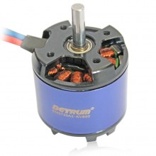 DYNAM BRUSHLESS MOTOR KV650 (SBACH,PITTS,SU26,WACO,TIGER,DHC2)