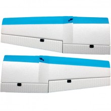 DYNAM C188 SIDE WING SET(BLUE)