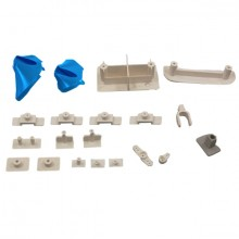DYNAM C188 PLASTIC PARTS (BLUE)