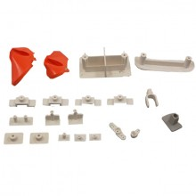 DYNAM C188 PLASTIC PARTS (ORANGE)