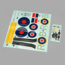 DYNAM HAWKER TEMPEST DECAL