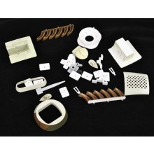 DYNAM HURRICANE PLASTIC PARTS