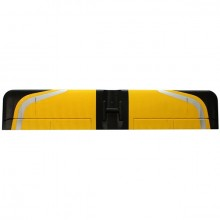 DYNAM PITTS LOWER WING SET (YELLOW)