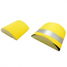 DYNAM PITTS BATTERY COVER (YELLOW)