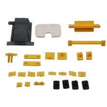 DYNAM J3 PIPER CUB PLASTIC PARTS