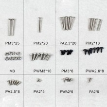 DYNAM SBACH SCREW SET