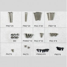 DYNAM SUKHOI SU26M SCREW SET