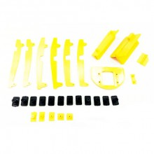 DYNAM TIGER MOTH PLASTIC PARTS
