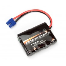7.2volt 1750mah NiMH Battery with EC3 Connector for Minis