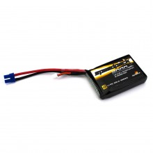 7.4volt 2000mah 2S 30C LiPo with EC3 connector for all Minis