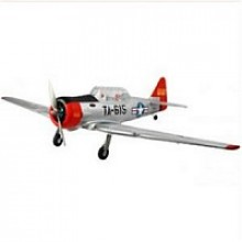 DYNAM AT-6 TEXAN W/RETRACTS 1370MM W/O TX/RX/BATT