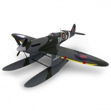 Dynam Spitfire MK.VB Seaplane 1200mm Without Tx/Rx/Battery & Charger