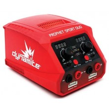 Prophet Sport Duo 50W x 2 AC Battery Charger UK