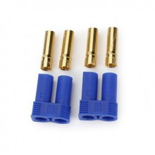 Eflite EC5 Battery Connector Female (2)