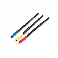 BL Motor Wire Set 4mm Bullet Connector Female Blue/Yellow/Orange