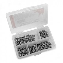 8ight 3.0 Stainless Steel Screw Set