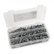 HPI Baja 5B/5T Stainless Steel Screw Set