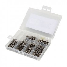 Axial SCX10 Stainless Steel Screw Set