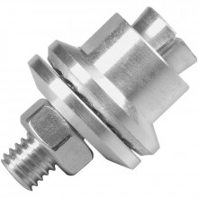 Collet Prop Adapter 2.0 mm Input to 5 mm Output