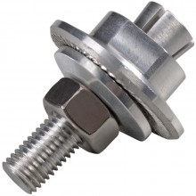 "Collet Prop Adapter 5.0 mm Input to 5/16""x24 Output"