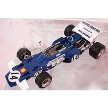 1/20 Rob Walker Lotus 72C Graham Hill