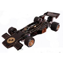 1/20 LOTUS TYPE 72E BLACK&GOLD 1973