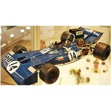 TYRRELL 002 BRITISH GP 71