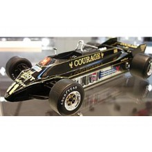 Team Lotus Type 88B Courage 1981