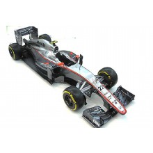 McLAREN HONDA MP4-30 2015 silver early