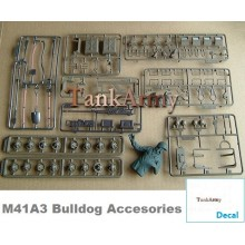 M41A3 Walker Bulldog Tank Accessories