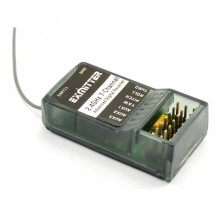 EXMITTER RECEIVER FOR EX6/EX7 RADIO SYSTEMS