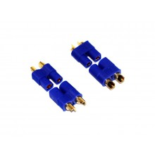 EC3 connectors (male & female) - 2 pairs - SKU 2702