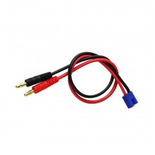 EC3 Charge Lead With 4MM Banana plugs