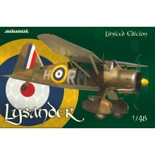 Plastic Kit SMC Eduard-EDK-11138-1:48th-scale-Limited-edition-Lysander-Mk-III