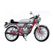 Plastic Kit Aoshima HONDA DREAM 50 CUSTOM 04507