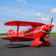 E-Flite Pitts S-1S 850mm BNF Basic with AS3X and SAFE Select - FOR PRE-ORDER ONLY