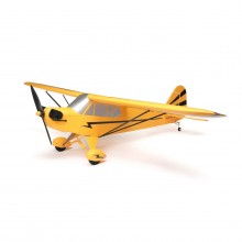 E-Flite Clipped Wing Cub 1.2m BNF Basic with AS3X and SAFE