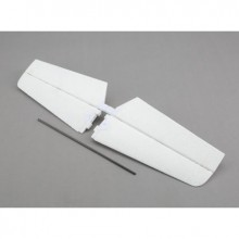Horizontal Stabilizer w/tube: Timber