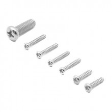 Screw Set: Fury 15 DF
