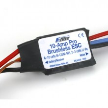 10-Amp Brushless ESC