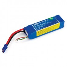 5000mah 4S 14.8volt 30C LiPo with 10AWG Wire and EC5 Connector