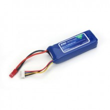 800mah 3S 11.1volt 30C LiPo 18Ga with JST Connector