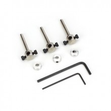 E-flite 25 - 46 Adjustable Axles