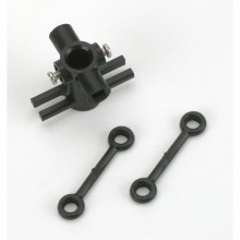 Blade Micro CX Lower Rotor Head & Linkage Set
