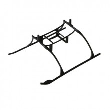 Blade Micro CX/CX2 Landing Skid & Battery Mount Set
