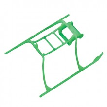 Blade mSR Glow In The Dark Landing Skid and Battery Mount