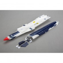 Fuselage with Accessories: UMX F-16
