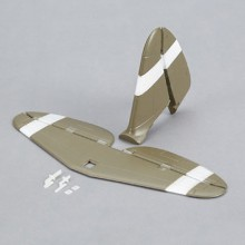 Tail Set with Accessories: UMX P-47 BL