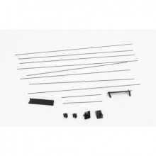 Ultra Micro Beast Carbon Rod Set
