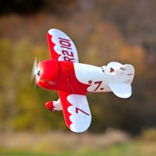 E-flite UMX Gee Bee R-2 BNF Basic with AS3X and SAFE Select